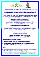 Concello de oroso a coru a ayuntamiento de oroso for Piscina municipal lugo